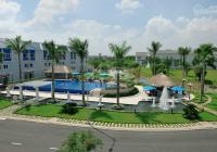 Bán nhà phố 90m2, Merita Khang Điền, Q9, 1 trệt 2 lầu, view hồ bơi, giá ưu đãi trong tháng