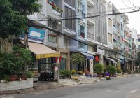 Nhà mặt tiền đường Trần Văn Kiểu, P. 10, Q. 6, DT 4x18m, 4 lầu