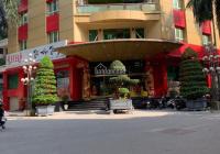 Bán toà nhà 12 tầng mặt phố Dịch Vọng Hậu, Trần Thái Tông, Cầu Giấy. Giá 220 tỷ