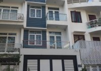 Bán nhà 5 lầu mặt tiền đường, P.Tân Quy, Quận 7 ngang 4 dài 20m CN: 80 mét, giá 15 tỷ thương lượng