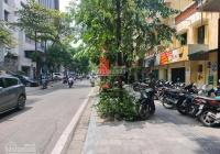 Bán nhà phố Trần Nhân Tông, lô góc, vỉa hè 5m, gần Hồ Thiên Quang, 45m2 x 6 tầng x MT 5m. Giá 28 tỷ