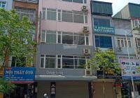 Cho thuê nhà mặt phố Trần Quốc Hoàn, thông sàn, thang máy, chỉ 35tr/th