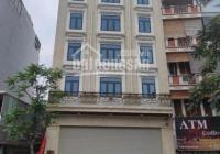Bán nhà mặt phố Bà Triệu, Đoàn Trần Nghiệp, sổ đỏ 250m2, xây 8 tầng, mặt tiền 9m, giá 135 tỷ