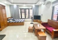 Nhà 5 tầng 45m2 ngõ 89 Phan Kế Bính Ba Đình kinh doanh đỉnh