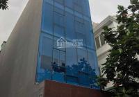 Cho thuê nhà văn phòng 5 tầng (hầm 4 sàn trống suốt) thang máy khu đô thị An Phú, Quận 2