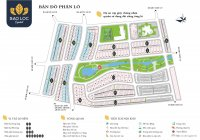 Đất dự án Capital, Lộc Sơn, 5x21m (105m2), full thổ cư, giá 925 tr