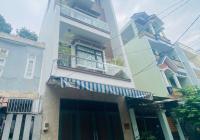 Nhà HXH 1 trệt, 4 lầu SD 264m2 đường Huỳnh Văn Nghệ, Phường 12, Quận Gò Vấp, TP HCM
