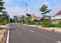 Cần sang gấp đất MT Tân Mỹ, P.Tân Thuận Tây Q.7, giá trả trước: 2,5tỷ/100m2, SHR, XDTD nằm gần chợ