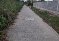 Bán đất đường 12, xã Long Thới diện tích 1472m2 (23 x 64m) giá 6tr/m2