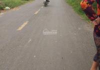 Bán lô đất mặt tiền đường Bàu Sen - Xã Đức Lập Hạ - Đúc Hòa - Long An. DT: 10 x 38m thổ cư 100%