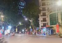 Bán khách sạn Trần Thái Tông, Cầu Giấy 150m2, 9 tầng, mặt tiền 9m