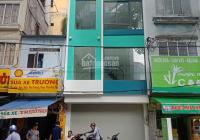Cho thuê nhà mặt tiền 3 lầu đường Nguyễn Thái Bình - Đối diện Vincom Cộng Hòa
