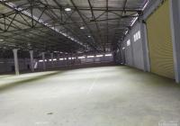 Cho thuê kho/xưởng 3000m2 kho/5000m2 KV HL2 Bình Tân, container vào ok, có PCCC, mái cao 10m