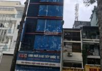 Nhà 5 lầu mặt tiền đường Nguyễn Văn Linh Q7 DT 4x19,5m CN 78m2 giá 16 tỷ thương lượng, có thang máy