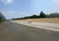 Bán lô góc 2 mặt tiền đường 124m2 giá 845 triệu, có 61m2 đường rộng 10m