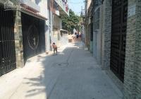 Bán nhà hẻm 4m đường Nguyễn Cảnh Chân, P. CK, Q.1; trệt lầu (mới); 3.14x10m (vuông vức); 4.95 tỷ