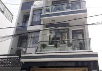 Chính chủ bán nhà Q7 (4 x 17m) - trệt 3 lầu - sân thượng. Tiếp giáp Phú Mỹ Hưng