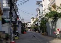 Bán nhà HXH 6m, 161// Bình Trị Đông, Bình Tân, diện tích: 4x16m quy hoạch còn 2.8x16, 37m2