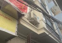 Siêu phẩm nhà 5 tầng ngõ Đội Cấn cách mặt đường Đội Cấn 10m