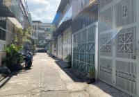 Cho thuê nhà HXH khu yên tĩnh tiện ở gia đình và kinh doanh online, giá thuê 10 triệu