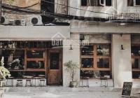 Mặt phố Đại Cồ Việt, Vân Hồ, Hai Bà Trưng - view hồ CV Thống Nhất - lô góc vỉa hè rộng - MT rộng