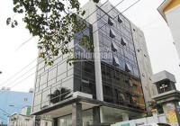 Cho thuê tòa nhà Cộng Hòa, Phường 12, Q. Tân Bình, 8x20m, hầm trệt 7 lầu