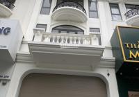Cho thuê gấp nhà mặt phố Tôn Thất Thuyết, DT 85m2 x 5 tầng + hầm, thông sàn, có thang máy, 75tr/th