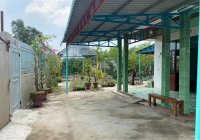 Bán nhà vườn 38x40m gần UBND xã Long Trạch, Huyện Cần Giuộc, Long An, đường bê tông 4m, G: 7tỷ5