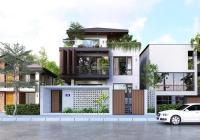 Bán 4 lô đất nền biệt thự Euro Village 1, trục thông huyết mạch nhất dự án, Đông Nam: 0905957635