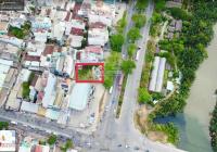 Đất thổ cư 429m2, hai mặt tiền Nguyễn Văn Linh - Quận 7, giá 53,5 tỷ