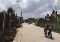 Đất Tân Long, Phú Giáo đường ĐT 750 vô 50m cách chợ trường học chỉ 200m. Diện tích 191m2