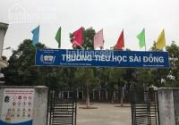 Bán nhanh nhà kinh doanh 59m2 trục trường học sài đồng, P Sài Đồng, Q. Long Biên, HN