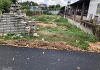 Bán đất mặt tiền Tỉnh lộ 2, Tân Phú Trung, Củ Chi 90m2, giá 850 triệu. Gần mũi tàu