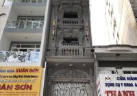 Bán nhà mặt tiền đường Bùi Hữu Nghĩa P5-Q5 4.05x21m hầm trệt lửng 5 lầu thang máy.