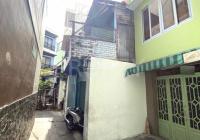Nhà cấp 4 hẻm nhỏ Nguyễn Duy Dương tiện xây mới, diện tích đất 41.9m2