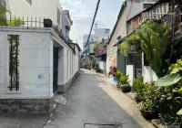 Bán nhà HXH đậu trước cổng đường 27, P6, Gò Vấp, 1 trệt 3 lầu, nhà đẹp kiên cố sân thượng rộng rãi