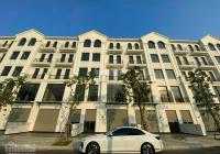 Cho thuê nhà phố nguyên căn 8x18m (144m2) tại khu đô thị kinh doanh sầm uất Manhattan Vinhome GP Q9