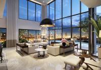 Bán Penthouse Thảo Điền Pearl, 443m2, 4PN, giá 40 tỷ, sân vườn và 4 mặt view sông & thành phố