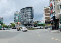 Bán nhà mặt tiền ngay cổng chợ Hoàng Hoa Thám, DT: 10m x 28m, GPXD: Hầm 9 Lầu
