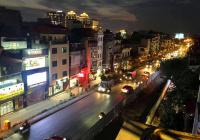 Cho thuê nhà mặt phố Âu Cơ 60m2 5 tầng x 4 phòng ngủ full đồ mặt tiền kinh doanh đẹp, giá 20 tr/th