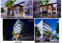 Bán gấp toà building 2 mặt tiền gần Nguyễn Thông Quận 3, DT 21x28m. 1 hầm 7 lầu, giá 170 tỷ