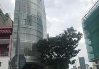 MT chợ Nguyễn Tri Phương và 3/2, DT: 7.5x13m, hầm + 6 tầng + thang máy, MT ốp kính cường lực, 29 tỷ