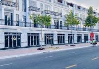 DÃY nhà phố khu đô thị Mekong Centre 5A phong cách Châu Âu cổ điển nằm trung tâm TP. Sóc Trăng