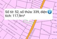 Bán gấp lô Vĩnh Thanh, Nhơn Trạch, Đồng Nai, lô góc 2 mặt tiền, full thổ cư, DT 5mx23m, giá đẹp, rẻ