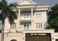 Cho thuê nhà đường Hồ Biểu Chánh, Phú Nhuận diện tích 12x25m 1 trệt 3 lầu
