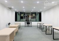 Tôi cần cho thuê văn phòng 60m2 - 120m2 tại Khúc Thừa Dụ, Cầu Giấy. Giá thuê chỉ từ 9tr/tháng