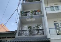Bán nhà MT 3 lầu đúc đẹp đường Số 16 chợ Tân Mỹ - P.Tân Phú - Quận 7. LH 0909 670 677