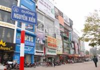 Mặt phố Nguyễn Xiển 180m2, mặt tiền 15.8m, lô góc 3 thoáng
