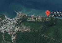Cc bán lô đất view biển khu nghỉ dưỡng Phú Quốc, tỉnh Kiên Giang: 4836m2, giá: 6.5tr/m2