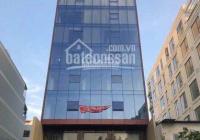 Bán nhà đoạn 2 chiều MT Trần Phú, P8, Q5 DT: 6.4x20m hầm 9 tầng HĐT: 185 triệu giá bán: 62 tỷ